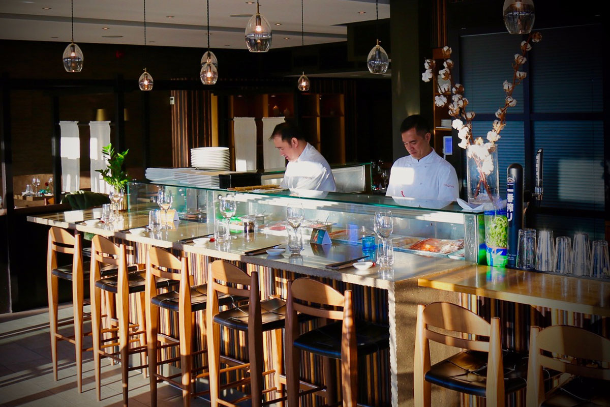Nagomi Sushi Restaurant Hamar
